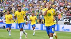 Brazil Vs. Mexico Live: Brazil Advances, Mexico Out Of World Cup 2018