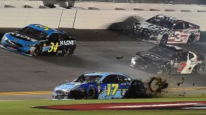 Dale Earnhardt Jr. Defends Ricky Stenhouse Jr. After Daytona Wrecks
