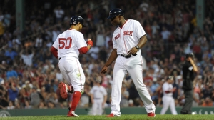 Red Sox Wrap: 11-Run Seventh Lifts Boston To 14-6 Victory Over Marlins