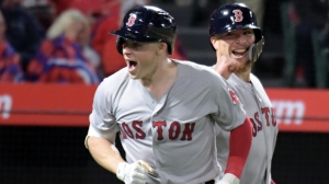 Red Sox Vs. Phillies Lineups: Brock Holt, Mitch Moreland Start Series Opener