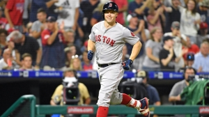 Red Sox's Brock Holt Continues To Embrace Role With Jimmy Fund