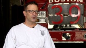 Jimmy Fund Helping Firefighter Glenn Preston Get His Life Back