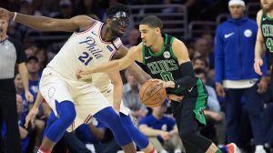 Celtics Will Play 76ers In First Round Of NBA Playoffs, Which Is Good For Boston