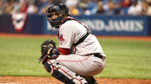 Red Sox Bid Farewell To Sandy Leon After Catcher Was Traded To Indians