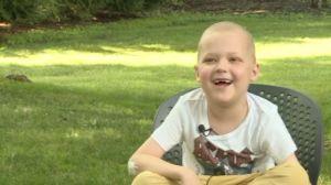 Jimmy Fund Feature: Nixon Clarke Vs. Leukemia