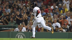 Red Sox Wrap: Boston Beats Marlins 8-7 On Eduardo Nunez's Wild Walk-Off