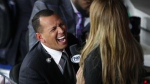 Xfinity X1 Report: Alex Rodriguez Works At Wahlburgers After Losing Bet Vs. Mark Wahlberg