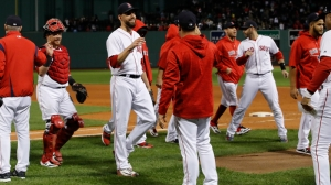 Friday Night Fenway Fan Question: Would You Rather Face A's Or Yankees In ALDS?