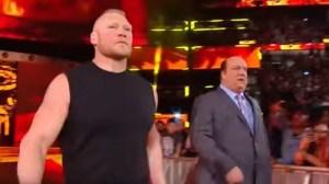 Brock Lesnar Still Eyeing UFC Title Fight Despite Shocking WWE Return?