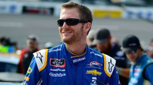 Dale Earnhardt Jr. Big Fan Of NASCAR's New Short Track Rules package