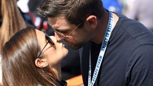 Danica Patrick Continued Aaron Rodgers' Birthday Celebration At Packers Game