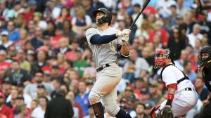 Giancarlo Stanton Returns To Yankees Lineup For Must-Win ALCS Game 5