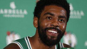 Could Celtics Dethrone Warriors? Kyrie Irving, Jayson Tatum Dish On NBA Champs