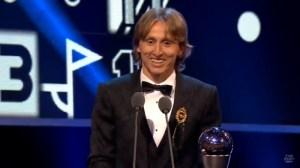 NESN Soccer Podcast: Did Luka Modric FIFA Deserve 'Best' Player Award?