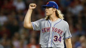Mets Confirm Pitcher Noah Syndergaard To Undergo Tommy John Surgery
