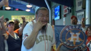 Houston Fans Invade New England For Red Sox-Astros; Boston Fans React
