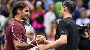 John Millman Stuns Roger Federer At U.S. Open – But Just Wants Fantasy Advice