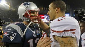 Patriots Games Of The Decade, No. 11: Tom Brady Vs. Colin Kaepernick