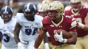 Boston College's AJ Dillon Selected By Packers In Round 2 Of NFL Draft