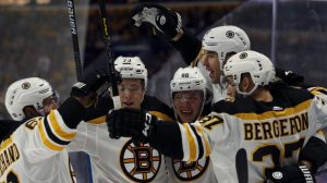 Bruins Wrap: Boston Earns First Win Of Season In 4-0 Rout Of Sabres