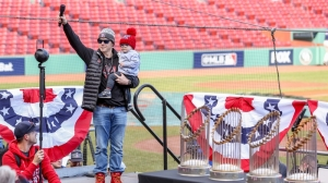 Brock Holt Reveals Baseball-Themed Baby Name For Son On The Way