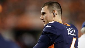 Broncos Cut Chad Kelly After Arrest, Reported Altercation At Halloween Party