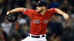 Red Sox Pitcher Chris Sale Progressing, Will Face Hitters Saturday