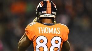 NFL Rumors: Patriots Have 'Discussed' Demaryius Thomas Ahead Of Trade Deadline