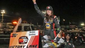 Female NASCAR Driver Hailie Deegan, 17, Makes History With Win In Idaho