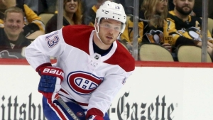 Canadiens' Max Domi Breaks Jinx Vs. Bruins, Scores First Points Against Boston