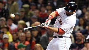 Red Sox's Mitch Moreland Converts Barn Into Batting Cage Amid MLB Hiatus