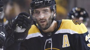 Is Bruins' Patrice Bergeron Starting To Craft Hart Trophy Campaign?