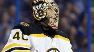 Bruins Notes: Tuukka Rask's Teammates Weigh In On Emil Bemstrom's Hit