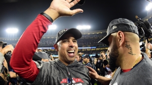 Alex Cora, Red Sox To Bring World Series Trophy To Puerto Rico On Saturday