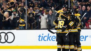 NHL Odds: Bruins Open Road Trip As Narrow Favorites Vs. Avalanche