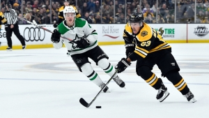 Brad Marchand Game-Winning OT Goal Vs. Stars Helped Lift Bruins To Victory