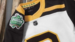 Bruins Unveil Winter Classic Jerseys; Here's What They'll Wear Vs. Blackhawks
