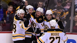 Berkshire Bank Hockey Night In New England: Projected Bruins-Canucks Lines, Pairings
