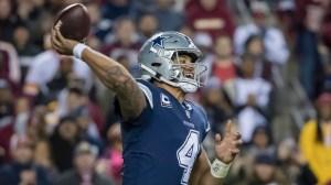 Redskins Vs. Cowboys Live Stream: Watch NFL Week 12 Game Online