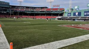 Football At Fenway: Inside Look At Transformation For Harvard Vs. Yale