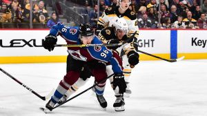 Berkshire Bank Hockey Night In New England: Projected Bruins-Avalanche Lines, Pairings