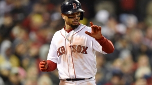 Here's When To Pick Up Free Tacos Thursday; Mookie Betts Earned Them For America