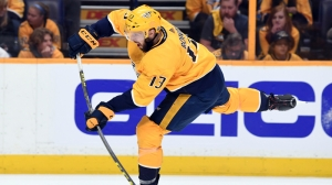 Predators' Nick Bonino Notches Assist In Nashville's 1-0 Win Over Bruins
