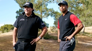 'The Match' Odds: Betting Lines, Props For Brady/Mickelson Vs. Woods/Manning