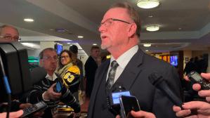 Bruins Legend Rick Middleton Celebrates 65th Birthday With Number Retirement