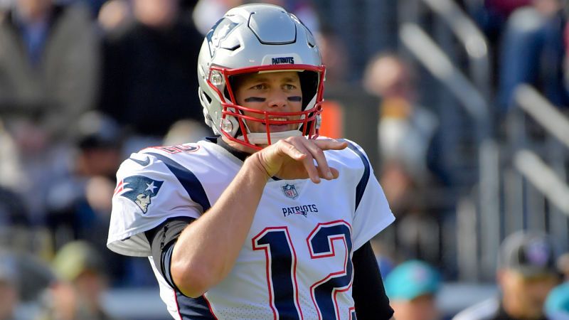 Colin Cowherd Thinks This Team Would Solve Tom Brady's 'Two Annoyances'