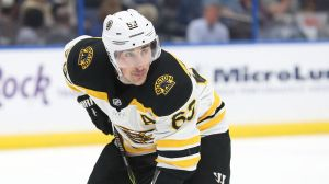 Brad Marchand's Two-Goal Game Vs. Coyotes Highlight Of Last Week's Action