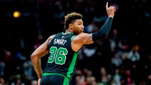 Marcus Smart Reacts To Celtics Drafting Romeo Langford In First Round