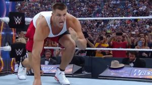 John Cena All In On Idea Of Rob Gronkowski To WWE: 'He'll Feel Right At Home'