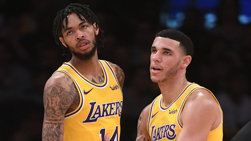 Nba Rumors Are Lakers Saving Young Core To Trade For